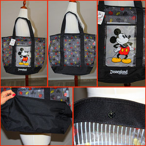 Mickey Mouse Disney Parks Tote NWT